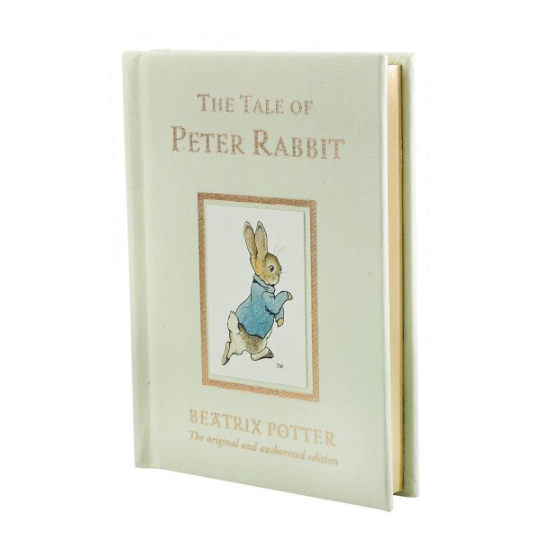Image of gift storybook for the gold 2017 Peter Rabbit gift set