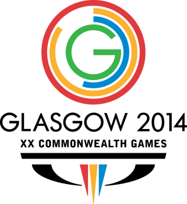 Logo for the 2014 Commonwealth Games