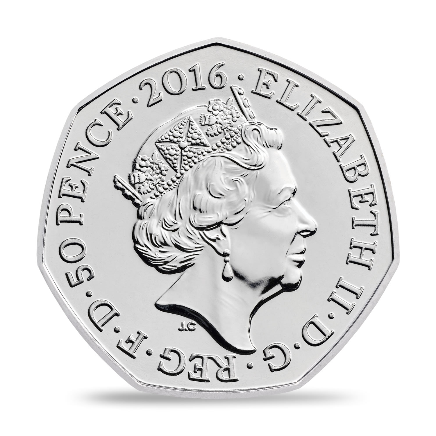 Jemima Puddle-Duck 50p   Chancery Collection