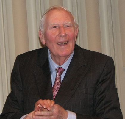 Photograph of Roger Bannister