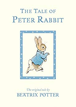 Cover of Modern Edition of the Tale of Peter Rabbit