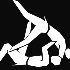 Pictogram for Judo for the 2012 London Olympics