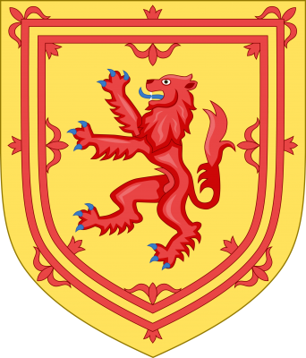 The Royal Arms of Scotland