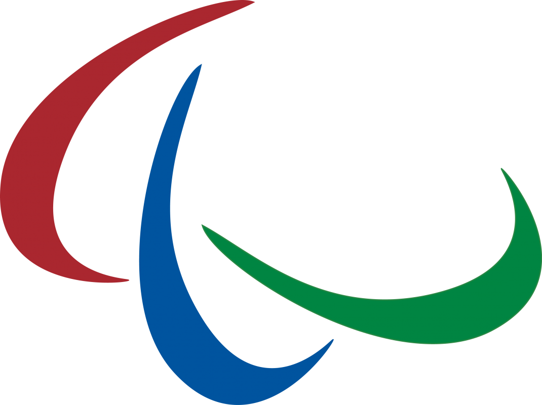 The logo of the Paralympic Games, and of the International Paralympic Committee (IPC) logo