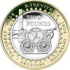 Image of Invention Industry 2 pound coin