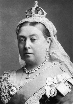 Photograph of Queen Victoria, 1882 by Alexander Bassano