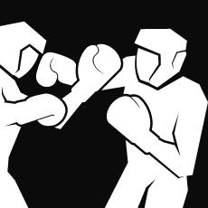 Boxing Pictogram at London_2012