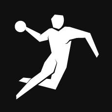 Handball Pictogram at London_2012