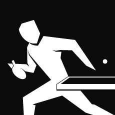 Table Tennis Pictogram at London_2012